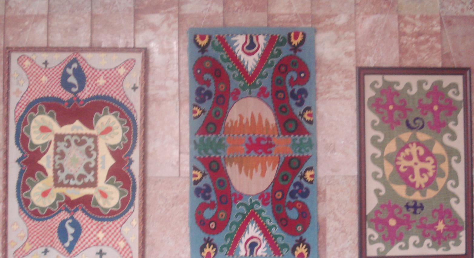 Традиционная вышивка дагестана 26